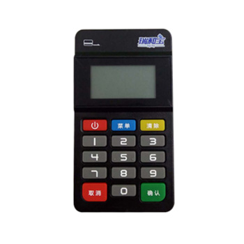 瑞银信瑞和宝蓝牙/手机MPOS机