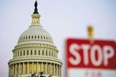 美国国会提供预算估算,预算赤字约为2.77万亿美元